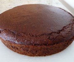 Çikolatalı Pandispanya