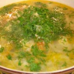 Diyet Sebze Çorbası