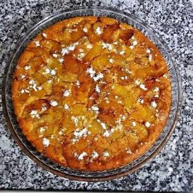 Elmalı Tarçinlı Kek