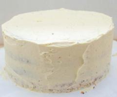 Beyaz Çikolatalı Pasta