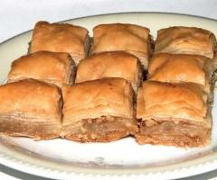 Glutensiz Baklava