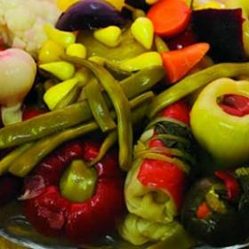 Turşu Sebzelerinin Hazırlanması
