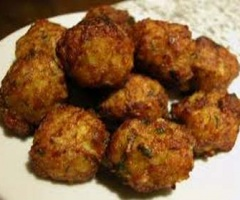 Bulgurlu Patates Topları
