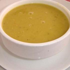Sarı Mercimek Çorbası