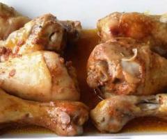 Baharatlı Tavuk Budu