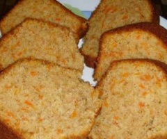 Glutensiz Havuçlu Kek